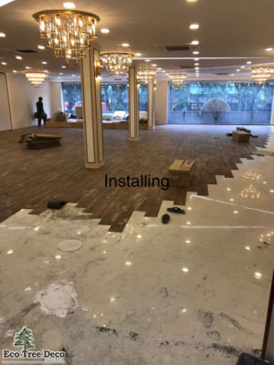 Restaurant Flooring Malaysia